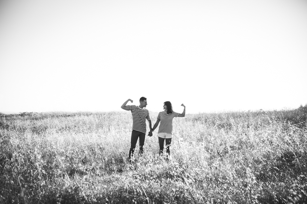 shooting photo couple