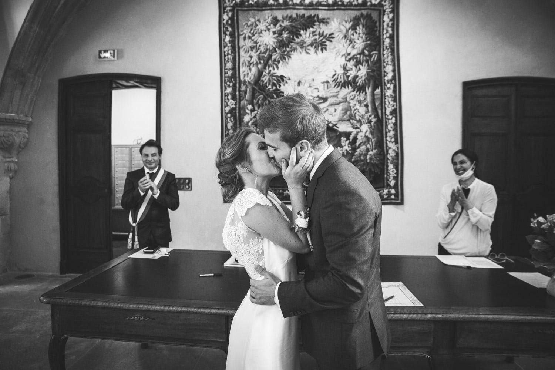 mariage à la bastide d'astres