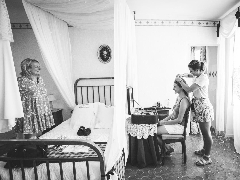 chateau de caseneuve mariage